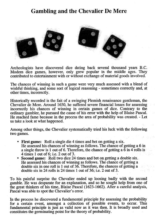 Dating a problem gambler